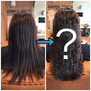 今後お客様の髪がどうなるのか?も大切なこと
