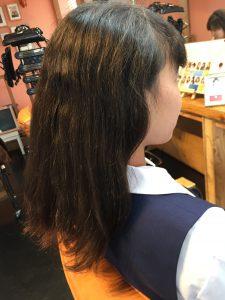 サロンドエメ ノーアイロン縮毛矯正