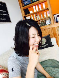 笑顔が素敵〜