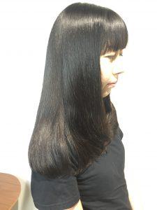 縮毛矯正×デジパー