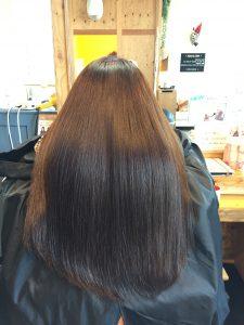ツヤ髪で年越して頂きたい!ツヤ髪で年越して頂きたい!