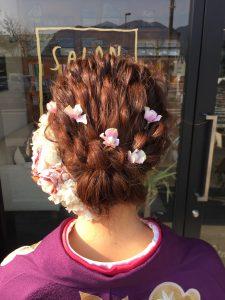 縮毛矯正のヘアアレンジ〜ボブ編〜