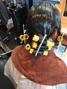 縮毛矯正専門店のサロンドエメだから出来る内巻きボブを作る特殊な技術の数々