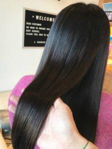 秦野の縮毛矯正と髪質改善に特化した美容室 サロンドエメ