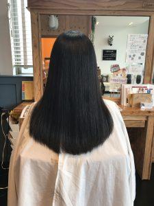 秦野の美容室 サロンドエメの髪質改善ヘアエステ