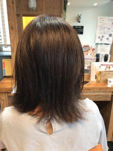 髪質改善をお勧めしたいお客様