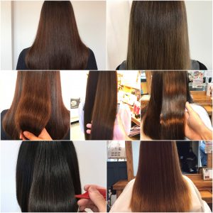 どんな髪質でもサラサラツヤ髪になる縮毛矯正