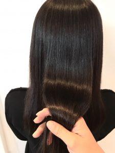 縮毛矯正でお手入れ簡単なヘアスタイルをご提供します