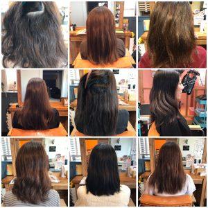 様々な髪のお悩み