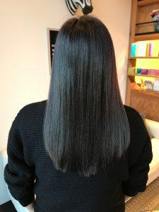 髪質改善しながら外国人風カラーをしてみると