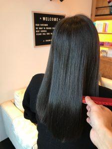 髪質改善しながら外国人風カラーをしてみる