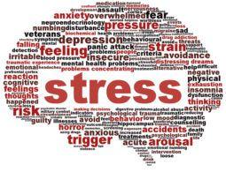 ストレスが髪と頭皮に与える影響・ダメージ