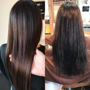 髪質改善の効果とは