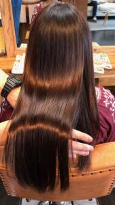 秦野 サロンドエメの髪質改善縮毛矯正とは