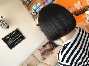 髪質改善ヘアエステで綺麗が続く♪