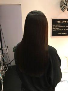 40代のお客様が秦野の縮毛矯正専門店 美容室サロンドエメに通って美魔女に変身していく様をどうぞ
