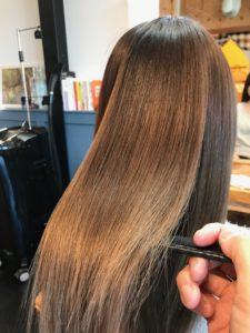 秦野美容室サロンドエメの髪質改善プレミアム
